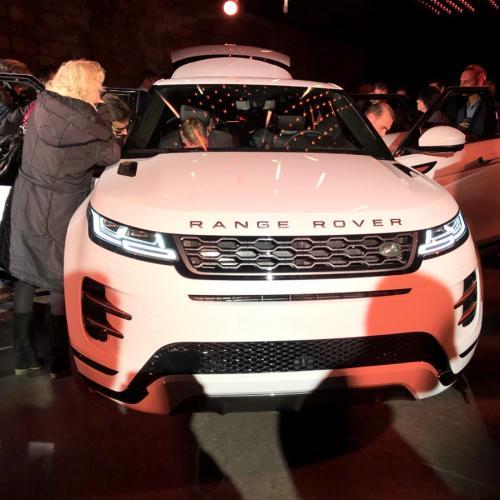 Range Rover Evoque | nos photos du nouveau SUV