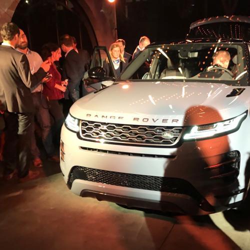 Range Rover Evoque   nos photos du nouveau SUV