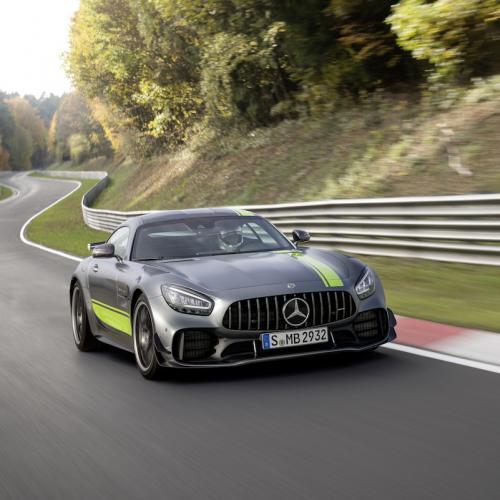 Mercedes-AMG GT R PRO   Les photos officielles