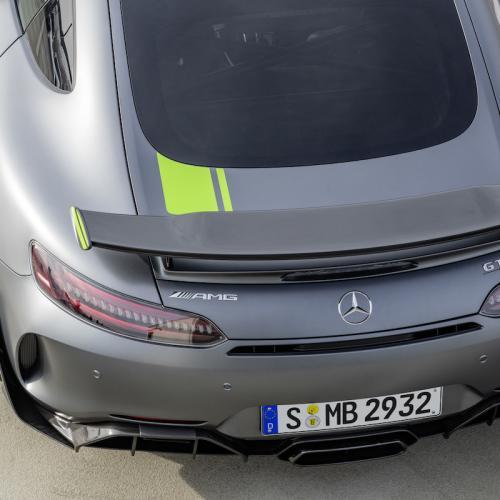 Mercedes-AMG GT R PRO | Les photos officielles
