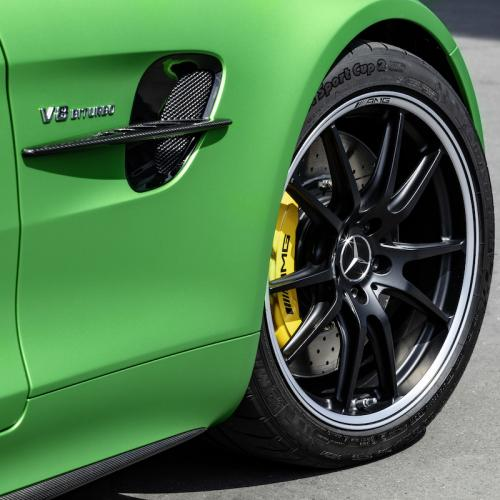 Mercedes-AMG GT 2019   les photos officielles du restylage