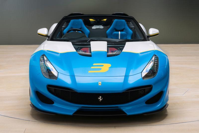 Ferrari SP3JC   les photos officielles