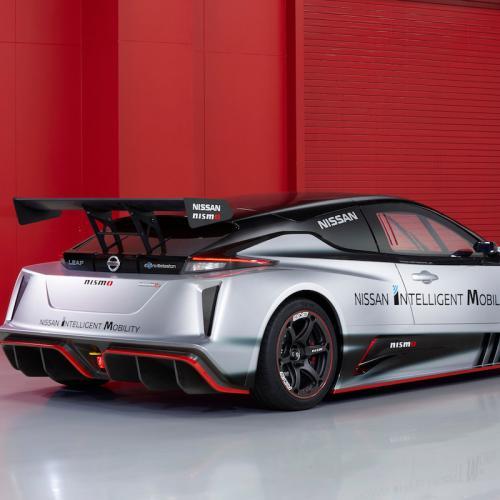Nissan Leaf Nismo RC | les photos officielles