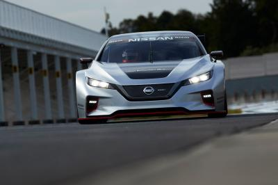 Nissan Leaf Nismo RC | les photos officielles