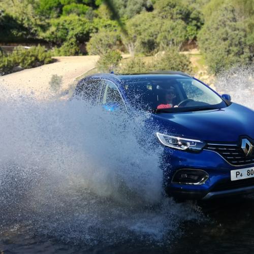 Renault Kadjar restylé (2019) | nos photos de l'essai en Sardaigne