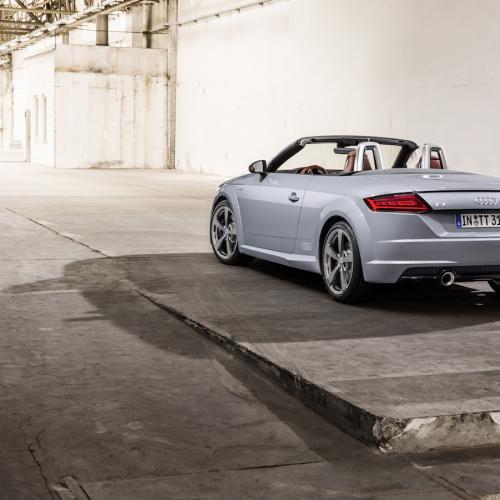 Audi TT 20 Years | les photos officielles de l'édition spéciale