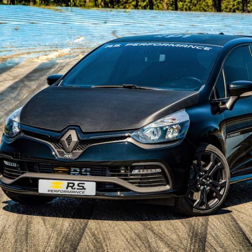 Renault Clio RS Performance | les photos officielles de la série limitée