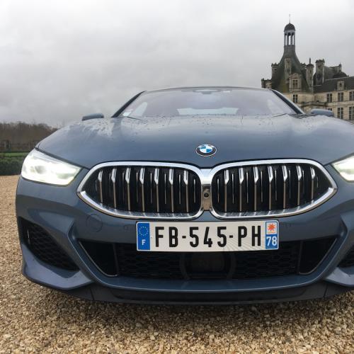 BMW Série 8 | nos photos de l'essai