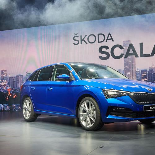 Skoda Scala | les photos officielles de la compact
