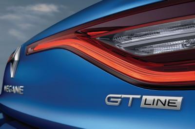 Renault Mégane GT-Line | les photos officielles de la série limitée