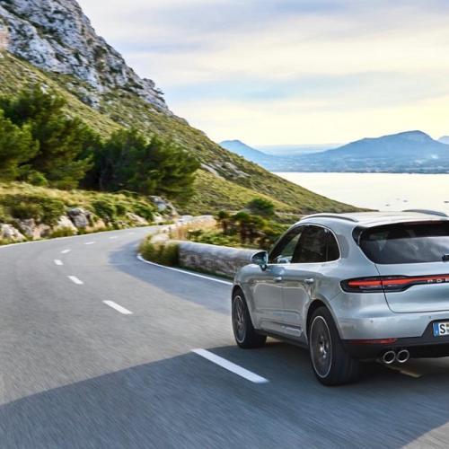 Porsche Macan S restylé (2019)