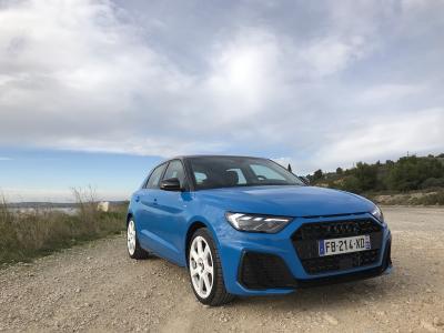 Audi A1 Sportback | les photos de notre essai à Marseille