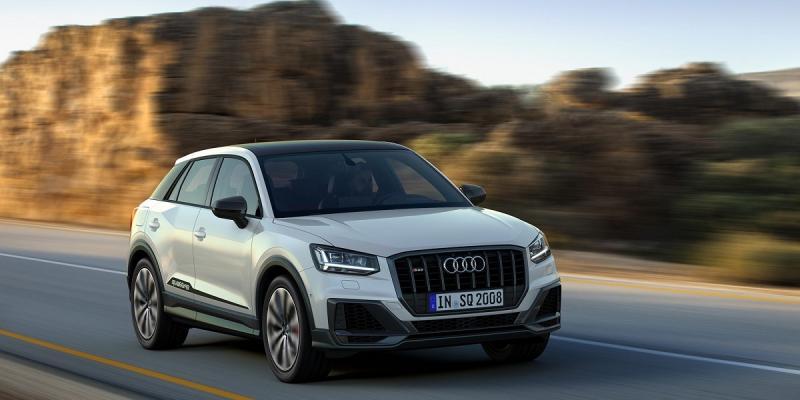 Audi SQ2 : nouvelles photos