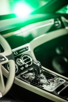 Nouvelle Bentley Continental GT Convertible