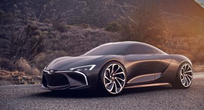 Toyota MR | les photos du concept d'Esa Mustonen