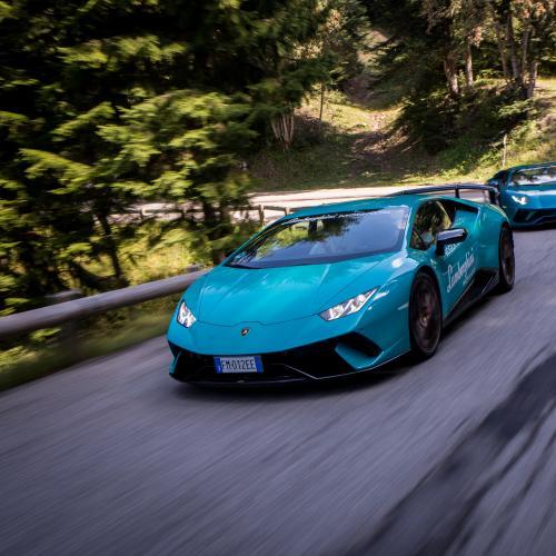 Pirelli P Zero Road Experience 2018   les photos officielles