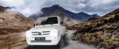 Oryx Timgad | les photos du 1er pick-up 100% algérien