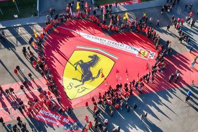 Michael 50 | l'expo consacrée à Schumacher en 20 photos
