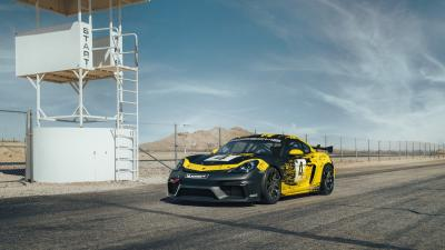 Porsche 718 Cayman GT4 Clubsport | les photos officielles