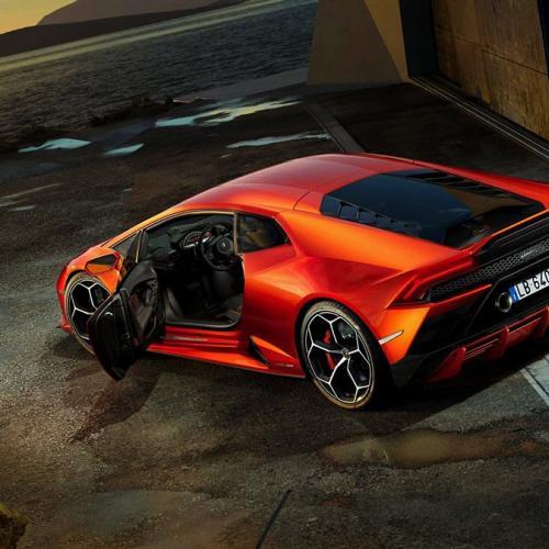 Lamborghini Huracan EVO (2019) | Photos officielles