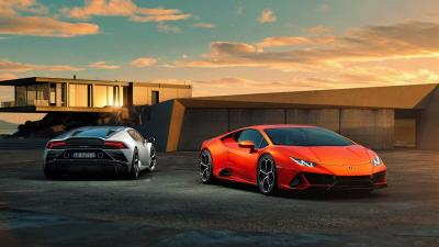 Lamborghini Huracan EVO (2019) | Photos officielles