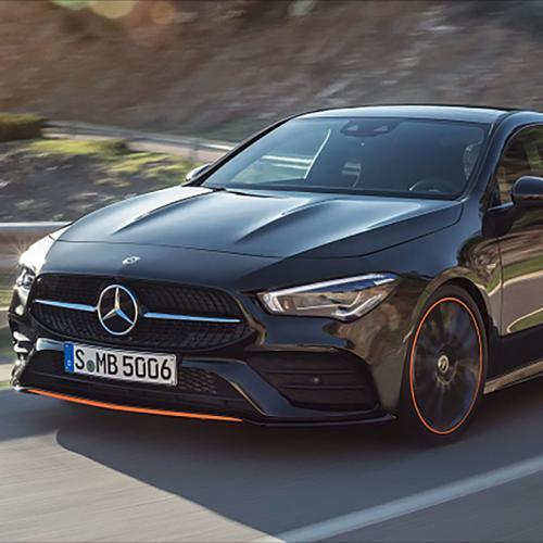 Mercedes CLA (2019) | Photos officielles