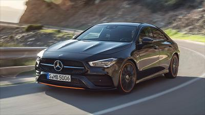 Mercedes CLA (2019) | Photos officielles
