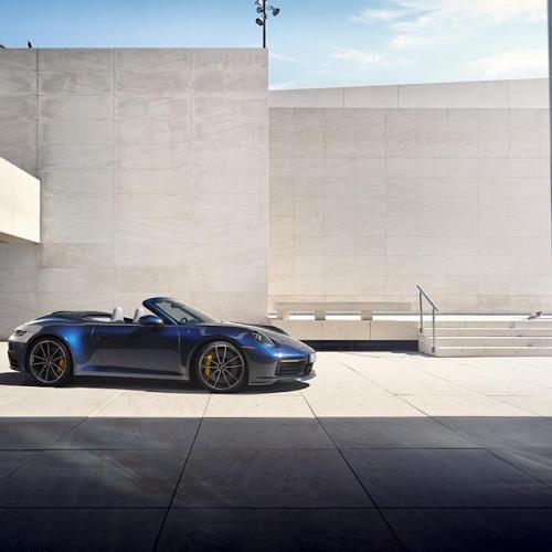 Porsche 911 Carrera S Cabriolet et 4S Cabriolet | les photos officielles