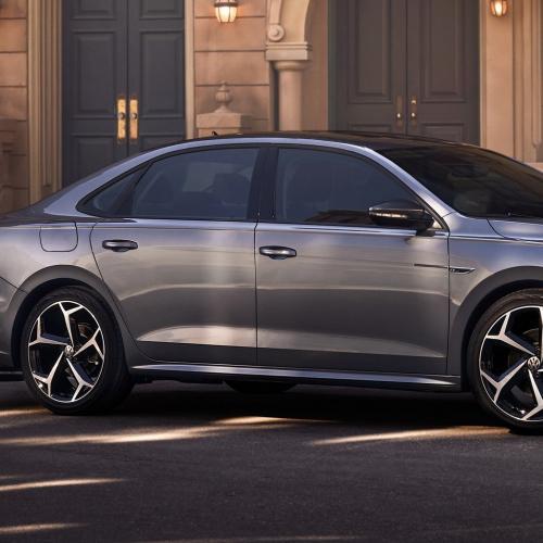 Volkswagen Passat | les photos officielles de la version US 2020