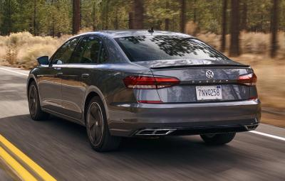 Volkswagen Passat | les photos officielles de la version US 2020