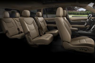 Cadillac XT6 Luxury | Les photos officielles
