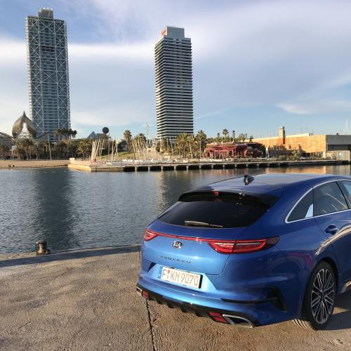 Kia Proceed | nos photos de l'essai à Barcelone