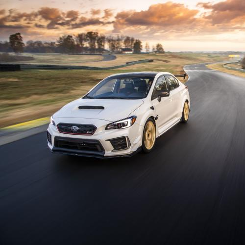 Subaru STI S209 | les photos officielles de la berline sportive