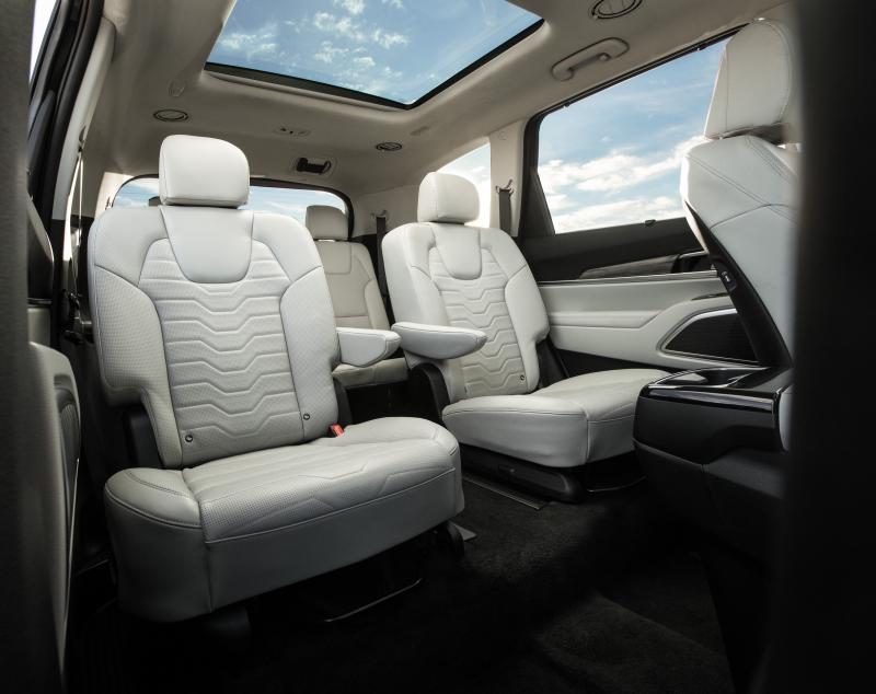 Kia Telluride | les photos officielles du SUV