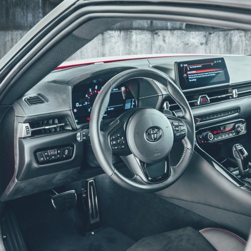 Toyota Supra Mk5 | les photos de la biplace