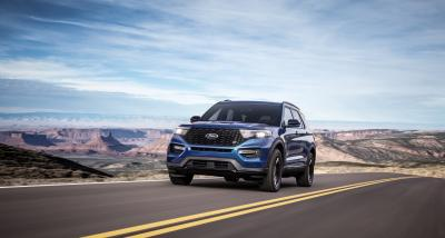 Ford Explorer ST 2020 | les photos officielles du SUV sportif