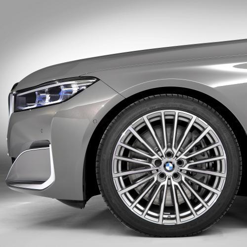 BMW Série 7 restylée | Les photos officielles de la Berline de luxe