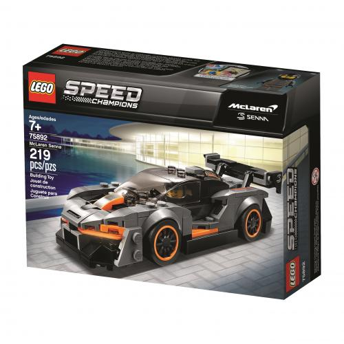 McLaren Senna   Lego