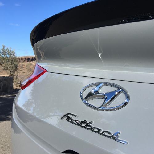Hyundai i30 Fastback N | nos photos de l'essai