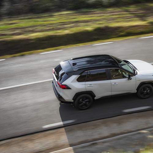 Toyota RAV4 | les photos de l'essai à Barcelone
