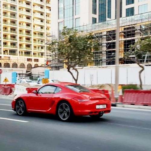 8 sportives et supercars rencontrées à Dubaï