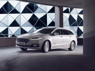 Ford Mondeo Hybrid | Les photos officielles du break