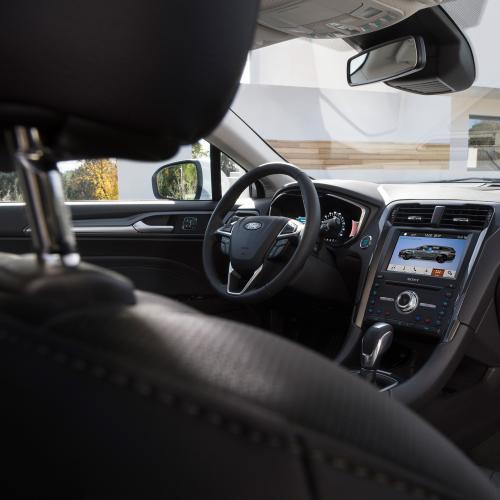 Ford Mondeo Hybrid | Les photos officielles du break