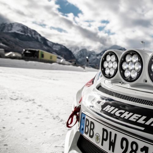 Porsche Cayman | les photos officielles de la GT4 Rallye