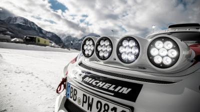 Porsche Cayman | les photos officielles de la GT4 Rallye