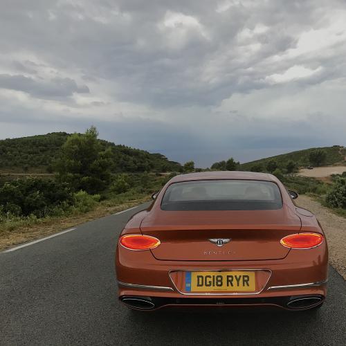 Essai Bentley Continental GT : toutes nos photos