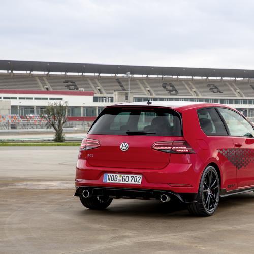 Volkswagen Golf GTI TCR |les photos officielles de l'essai à Faro (Portugal)