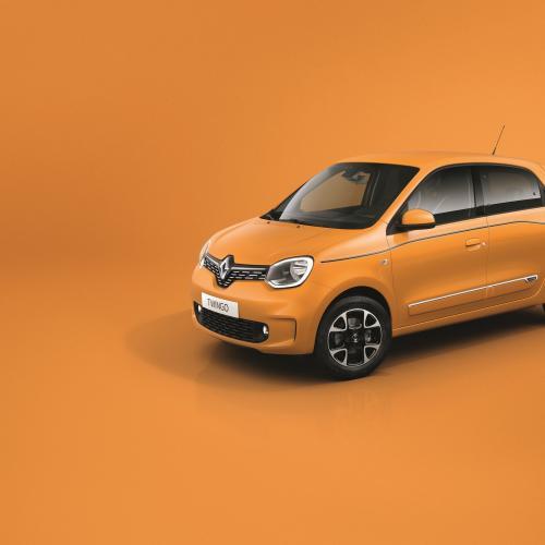 Renault Twingo | les photos officielles du restylage