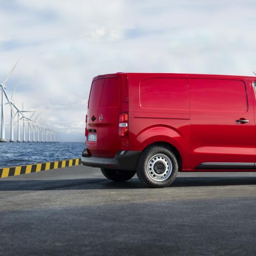 Opel Vivaro | les photos officielles de la 3e génération