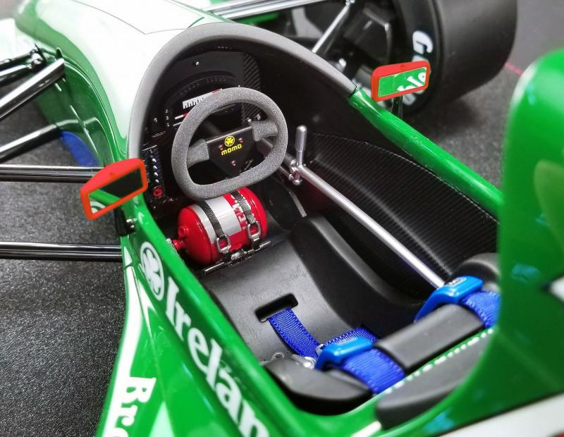 Michael Schumacher | sa première F1 en 1/8e